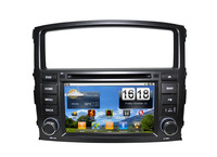 100% Pure Android Car DVD for mitisubishi pajero 2012 wifi 3G DVD GPS BT A2DP RADIO IPOD OBD(opt) free shipping