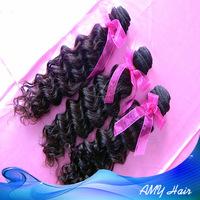 "AMY hair:queen remy Malaysian hair extension ,deep wave remy malaysia hair ,10""-28"" 3pcs/lot ,queen hair products free shipping"