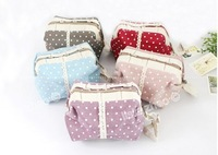 Free shipping colorful design cosmetic bag fashion handbags