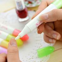4X Nail Art Polish Corrector PenRemove Mistakes+ 3 Tips