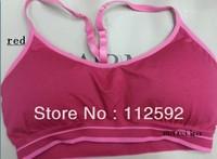 2pieceBALANCE COLLECTION NWT Marika  Yoga Pilates Run Active Sports Bra TopSports yoga seamless fast wicking bra