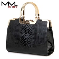 New Fashion Brand Designer high quality PU Women Modern leather Handbag Tote Clutch bag Shoulder Bag 2013 FREE Shipping