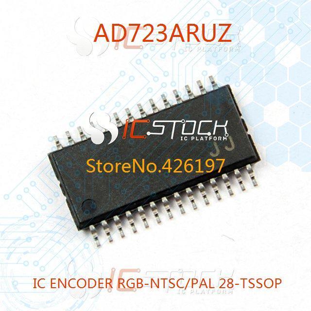 AD723ARUZ IC ENCODER RGB-NTSC/PAL 28-TSSOP 723 AD723 1pcs(China (Mainland))