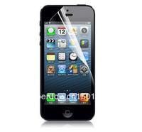 Front Clear Screen Protective Film Screen Guard for iPhone 4 4S 200pcs/lot=100pcs front screen protector+100pcs cloth