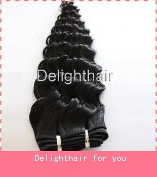 delight  brazilian virgin hair extensions human hair weft