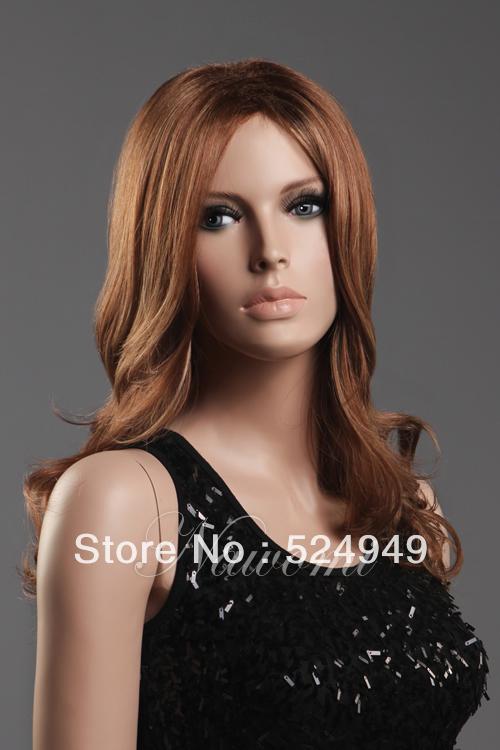 Black Catalog Wig Woman 52