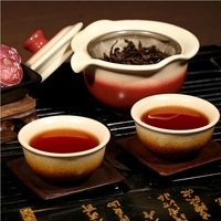 the tea  xinyihao  puer tea for weight loss dark tea Yunnan black tea mini tuo Single chip sales [puer] new 2013 from menghai