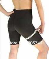 Free shipping women's Neoprene Slimming Shape Body Shaper pants All-in-One Body Slimmer high waist neoprene shorts as seen on TV