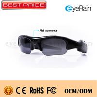 Free Shipping  Sunglasses Hidden camera,Glasses Mini camcorder,Go pro,video recorder,mini DVR,taking photo and video,ECM-SU04A