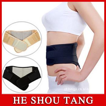 Free shipping!!Lumbar support/Steel support belt/Men and women lumbar disc herniation, lumbar pain,warm