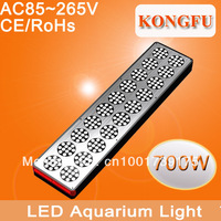 High power  700w led aquarium light,Corals reef grow lights,led fish grow lights,Aquatic plants grow lights
