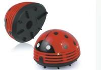 2013 New arrival mini ladybug vacuum cleaner + Free shipping