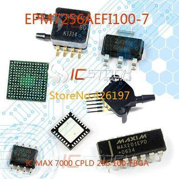 EPM7256AEFI100-7 IC MAX 7000 CPLD 256 100-FBGA 7256 EPM7256AEFI100 1pcs