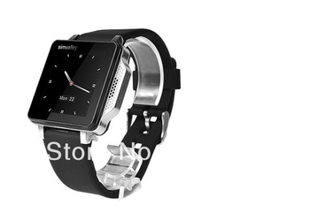 SIMVALLEY PW315 1.54 inch Capacitive Touch Screen Quad Band GSM Bluetooth smart Watch Mobile Phone,Support the Russian