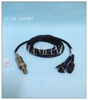 High Quality Oxygen Sensor / Lambda Sensor for Mercedes OEM.: 0258104002 +free shipping!