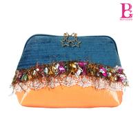 BG waterproof women wash bag multicolor new arrival Cosmetic and makeup  lady's handbags make up free shiping gift macrame