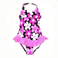 girls baby kids swimsuit one pieces minnie princess swim suit children swimwear girls bathing suits flower cheap new 2