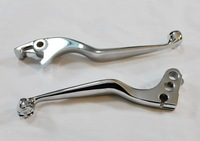 Motorcycle Chrome Brake Clutch Levers For Honda Shadow 750 Shadow 1100