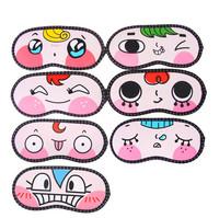 5 Pcs/lot !  Blindages Cartoon Blindages Sleeping Eye Mask Eyeshade Eye Mask