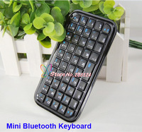 Ultra Slim Mini Bluetooth Keyboard For Iphone 4 / Iphone 4S /  Iphone 5 / HTC / SAMSUNG /PS3 / Android OS PCPDA , Free Shipping