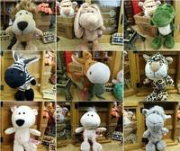 FREE SHIPPING Big Stuffed Animals/Sheep/Ass/Tiger/Lion/Tortoise/Hippo/Crocodile/Leopard/Zebra/Rabbit/Bear/Kids Toys/Gifts CL0089