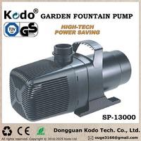 SPF-13000 boyu gardening submersible filter circulation fountain pump