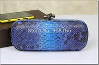 free shipping 2014 new genuine leather snake striped women handbags fashion clutch bag evening bag