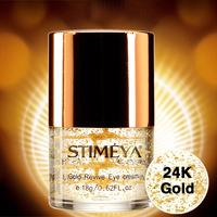 [Min. order 10 USD+] Free shipping stimeya 24K gold eyes cream Anti-Puffiness Dark Circle Anti-Aging Moisturizing 18g