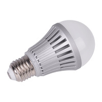Free shipping hot sale  firi 5W led bulb cheaper and nice practical for house using e27 led bulb lamp lights lighting