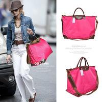 Nylon Waterproof Brand Women Handbags Fashion Desigual Bag Folding Dumpling Bag Sport Travel bag Crossbody Bags For Women