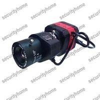 Mini Effio 700TVL Bullet Camera HD Sony CCD 6-15mm Vari focal Auto IRIS OSD CCTV Box camera system security