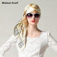 Free shipping  100 silk  85x85cm square hijab underscarf