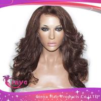 "A discount sales promotion!!! 100% virgin brazilian wavy hair 10""-24""inch,130%density, medium brown color freeshipping!"