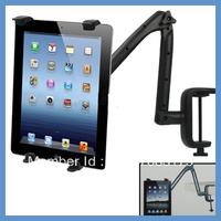 Universal Desk Holder ForiPad 4 3,2,1 / Galaxy Tab / 7-10 inch Tablet PC, Support 360 Degree Rotation