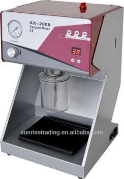 Dental Lab Vacuum Mixer Dental Mixing Equipment