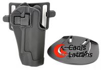 Tactical 1911 Holster Pistol Thigh Holster of Polymer / Handgun Leg Holster with Platform Cl7-0003
