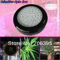 New Black shell Tri-Band ufo led grow light 150w,50pcs 3w plant growing lights for hydroponic lights&lighting