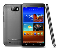 6''Android4.1 MT6577 1.2GHZ Dual-core Dual sim GPS+AGPS Navigator WIFI Bluetooth 5MP camera Smartphone