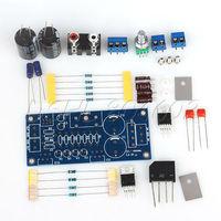 Good TDA2030A Audio Power DIY Components PCB Amplifier Kit OCL 18W x2