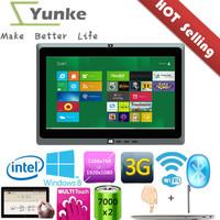 Intel I5 3337U 11.6 inch windows 8 tablet pc 1366*768  screen 4G/64G SSDdual core dual camera x86 1.8GHZ 12000mAh