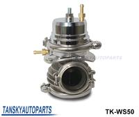 Tansky - Uniersal Type GT V-band 50MM Wastegate /turbo wastegate 14 PSI for Precision turbonetics garrett GT45 T4 GT35 TK-WS50
