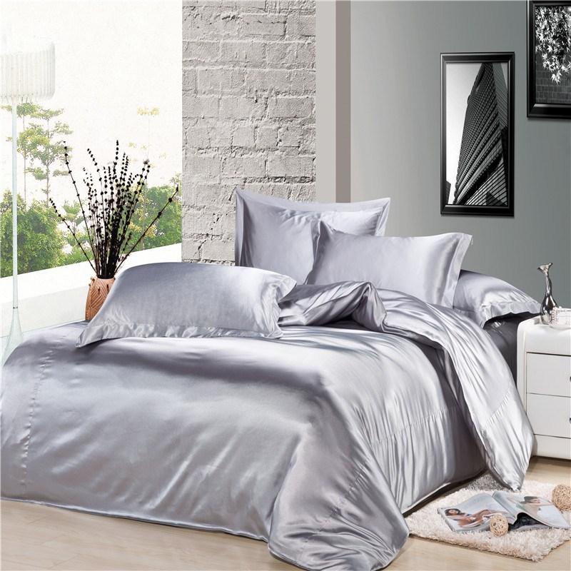 Silver Satin Sheets King Reviews - Online Shopping Silver Satin ...
