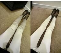Fashion  solid color viscose silks and satins skinny pants elastic waist slim all-match legging
