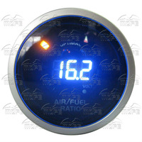 MOFE SPECIAL OFFER Original Logo Wideband 20 LCD 2 inch 52mm Air Fuel Gauge For Car With Stepper Motor