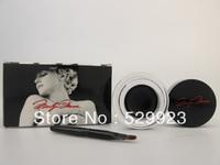 Drop shipping Eyeliner gel !! Hot sale Makeup Professional Marilyn Monroe Eyeliner Gel black (1pcs)