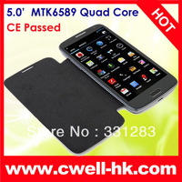 Free shipping !! Star N9500 MTK6589 Quad Core Android 4.2 5.0 Inch Capacitive Touch Screen 1GB RAM 12MP Camera Smart Phone