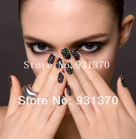 2013  3D Nail sticker for Nail Art(18pieces/set)