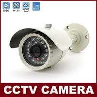 1/3'' SONY Super HAD CCD 420 480 600TV Lines Surveillance CCTV Camera Surveillance Camera 30LED IR Night Vision Indoor Outdoor
