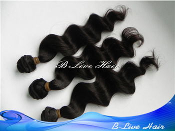 B-Live Hair: peruvian virgin hair loose wave human hair peruvian virgin hair 4pcs lot virgin human hair weave free shipping