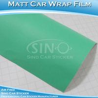 Free Shipping 1.52x30M 5FTx98FT Air Free Matt Car Body Sticker